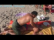 beach boobs, body and feet massage.