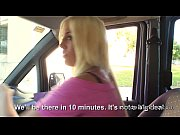 сиськастая блондинка трахается в жопу смотреть видео