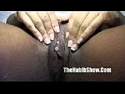 black pregnant pussy eating cream filled pussy fucked p2