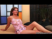 horny milf dorothy gets a facial from the.