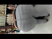 filmando a gordinha no supermercado