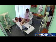 blonde gina gets fucked by the doctor in.