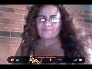 se&ntilde_ora espa&ntilde_ola por skype 1