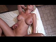 busty blonde hardcore massage