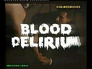 blood delirium / delirio di sangue (sergio bergonzelli.
