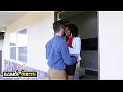 bangbros - aaliyah hadid'_s hot threesome with dad'_s.