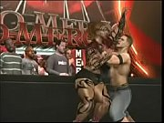 Rochelle vs John Cena clip