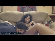 ebony milf love getting fucked and gagged by.