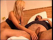 sexy blonde riding a cock after a blow job