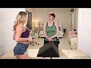 ultra hot bubble butt massage - bree daniels,.