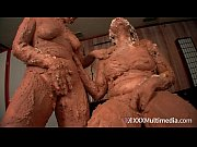 wet and messy pie fight fifi foxx and.