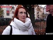 LETSDOEIT – Hot MILF Redhead Big Tits Stepmom Takes A Stranger&#039_s Cock In Van
