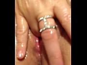 oil pussy masturbation