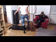 boot kicking femdom