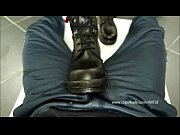 DOMINANT SOLDIER TRAMPLES ON SLAVE - 052 Thumbnail
