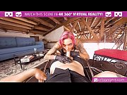VRBangers.com-Busty Milf Anna Bell Peaks Fucked Hard By her Tattooed Costumer