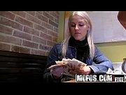 Mofos - Public Pick Ups - Cock in the Coffee Shop starring  Blanche Bradburry