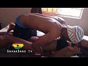 MADAM GOT FUCKED BY HOUSE BOY - GHANA BANG TV's Thumb