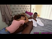 ebony teen kendall woods fucked by a giant cock