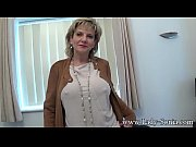British mature Lady Sonia goes on a casting call's Thumb