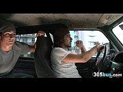 секс в машине анальный