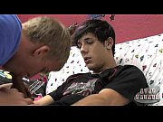 Horny Studs End Night With Creampie Thumbnail