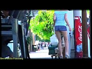 Rylie Richman Mini-skirt flashing babe pt2