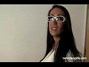 wendy&#039_s xmas calendar audition - netvideogirls