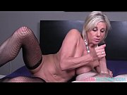 mature slut jerking big stiff cock.