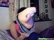 Webcam soles teen