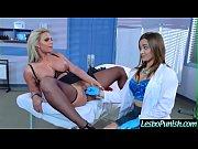Punish Sex On Cam Between Lesbo Girls (dani&amp_phoenix) clip-11