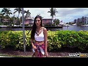 BANGBROS - The Bang Bus Interviews Newbie Gianna Dior On The Streets Of Miami!