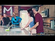 Brazzers - Teens Like It Big -  Doing The Dishes scene starring Karlie Brooks and Jordi El Ni&amp_nt