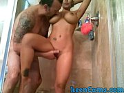 Nina Mercedez Webcam Show in shower