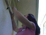 janessa wetting her yoga pants omorashi