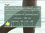 larisa bondarenko - nude photoshoot