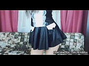Cam Girl Dressed As Your Naughty French Maid Sex Fantasy