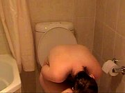 Shy wife caught naked on the toilet- more at video.titsout.net