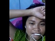 Indonesian girl sri like to watch white dick