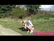 beautiful skinny teen girl fucked by her runnning.