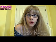 Be A Good Boy FEMDOM POV SLAVE TRAINING JOI KYAA