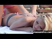 sensual oil massage turns to hot lesbian action 8