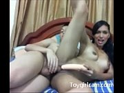 girl fucks dildo instead of small.