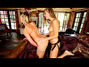 jillian janson and cherie deville try.