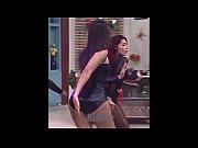 baile sensual de  modelo ecuatoriana