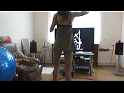Танцующая жена блогера dvp/ dancing blogers.