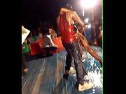 Hottest Bhojpuri Arkestra Wet Kiss Dance