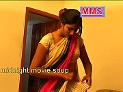 very hot indian housewife after bath wearing saree.