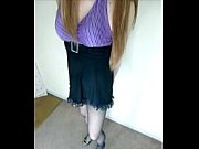 japanese crossdresser pantyhose kinky shemale movie07