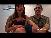 Salope casting couple avec une pute